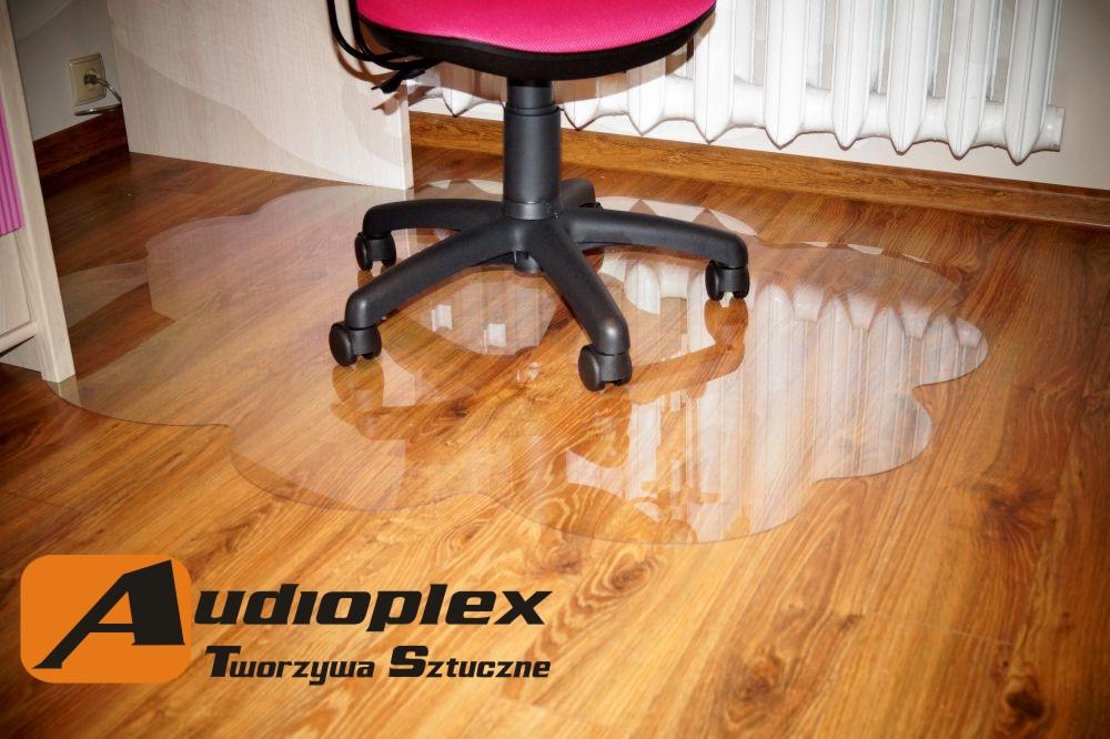 Maty Ochronne Pod Krzesła Tworzywa Sztuczne Audioplex